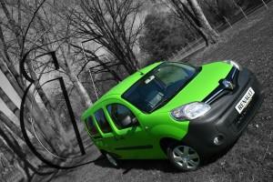 Kangoo green